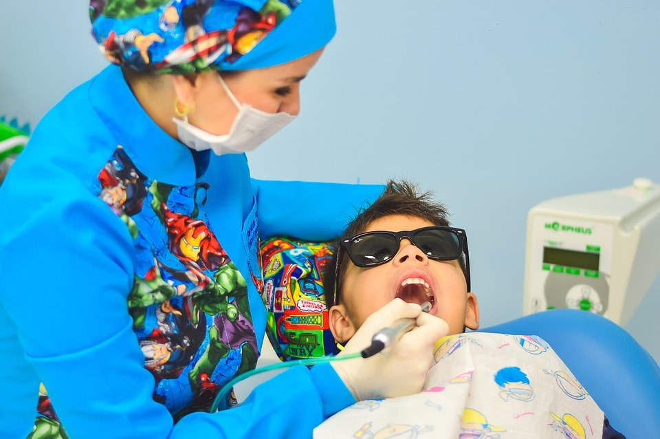 higiene dental infantil centro bucodental